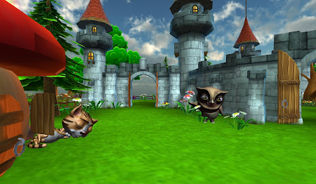 VR Talking Cat & Dog Park 1.1 screenshot 5949
