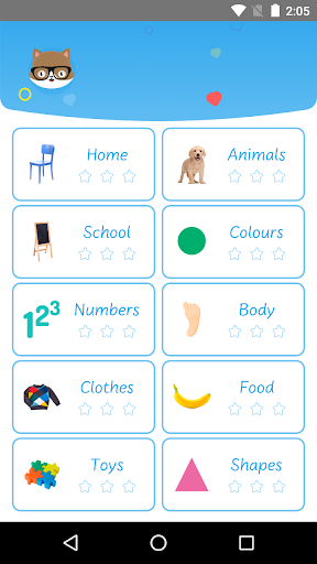 Forvo Kids, learn English by playing  screenshots 2
