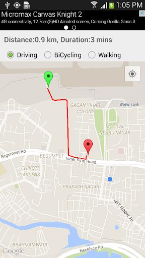 GPS-схема проезда скачать на
