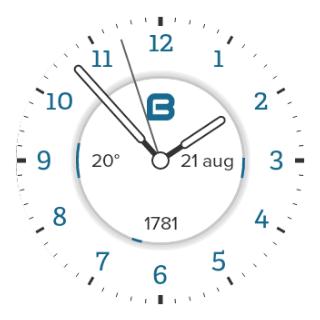 BLiS Watch face