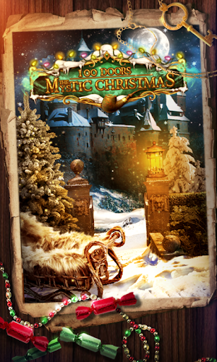 100 Doors The Mystic Christmas 1.0.16 screenshots 1