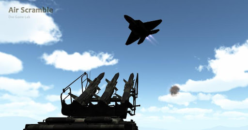 Air Scramble : Interceptor Fighter Jets apklade screenshots 2