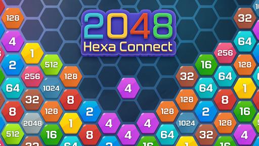Merge  Block Puzzle - 2048 Hexa apkpoly screenshots 8