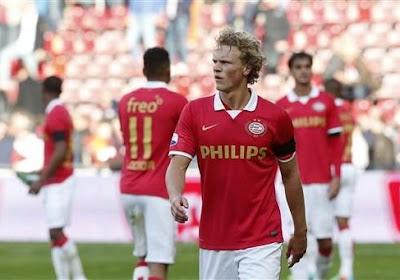 PSV vier maanden zonder middenvelder