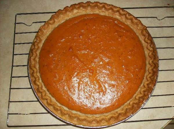Angel's Sweet Potato Pie Recipe
