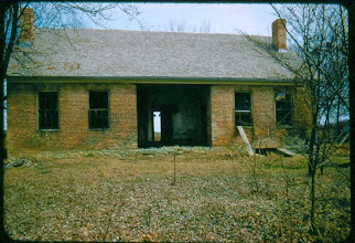 Photo: Hill House Back March 31st, 1957