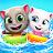 Talking Tom Pool - Puzzle Game logo