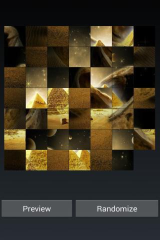 android Pyramid Stone Blast Saga Screenshot 1