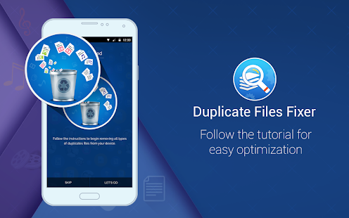 Duplicate Files Fixer- screenshot thumbnail