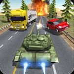 Tank Traffic Racer Icon