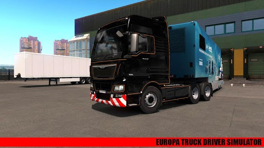 Europa Real Trucks Simulator 20 : Truck Drivers 1