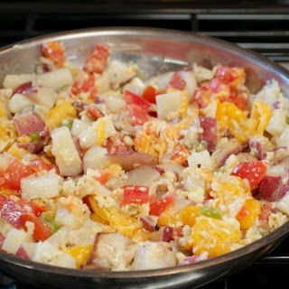 Country Breakfast #Recipe