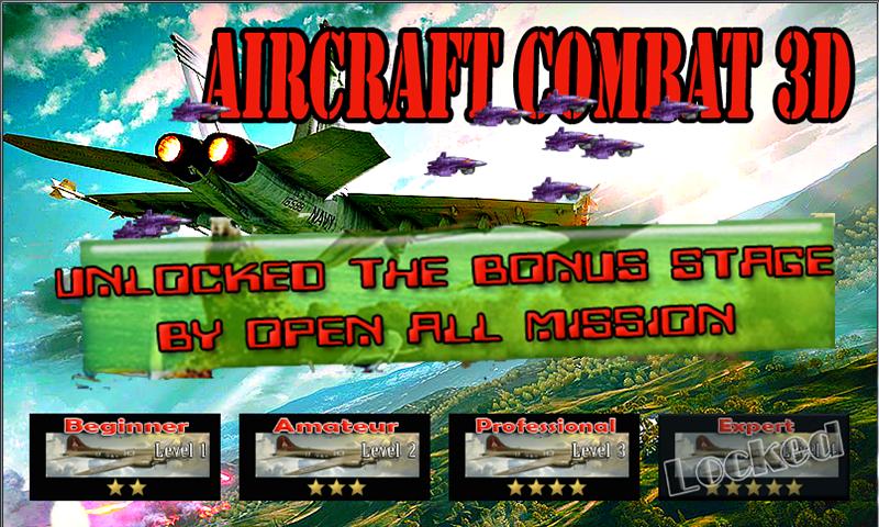Aircraft-Combat-3D 6