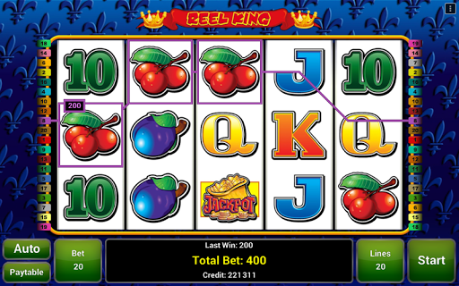 Reel Kingu2122 Slot  screenshots 7