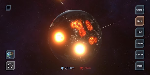 Solar Smash Mod Apk 1.2.1 (No Ads) 2
