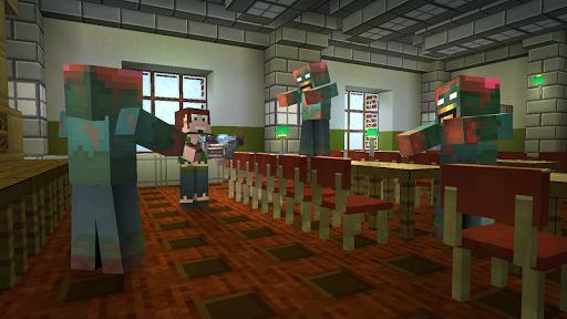 Hide and Seek -minecraft style screenshot 10