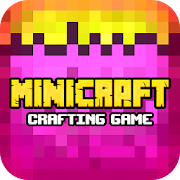 MiniCraft crafting adventure and exploration