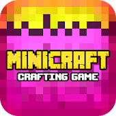 Tải MiniCraft crafting adventure and exploration APK