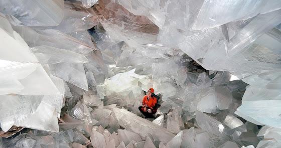 La Geoda Pulpí, a punto de ser declarado Monumento Natural