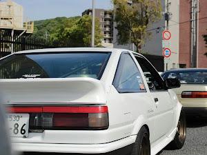 スプリンタートレノ AE86 S61 GT-APEXのカスタム事例画像 宗一郎さんの2018年05月24日23:35の投稿