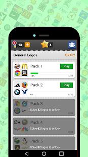 Logo Game: Guess Brand Quiz for PC-Windows 7,8,10 and Mac apk screenshot 24