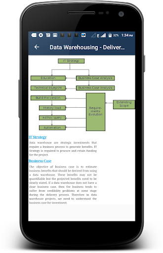 Data Warehousing 1.1 screenshots 2