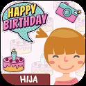 Feliz Cumpleaños Hija - Imagenes con frases icon