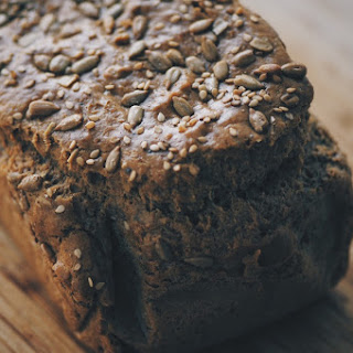 Magic Tahini Seed Bread