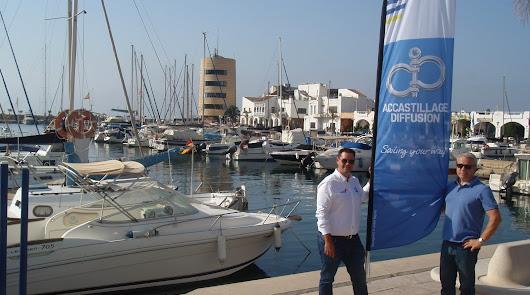 Accastillage-diffusion, gran multinacional náutica en Almería