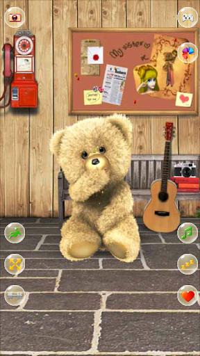 Talking Teddy Bear screenshots 1