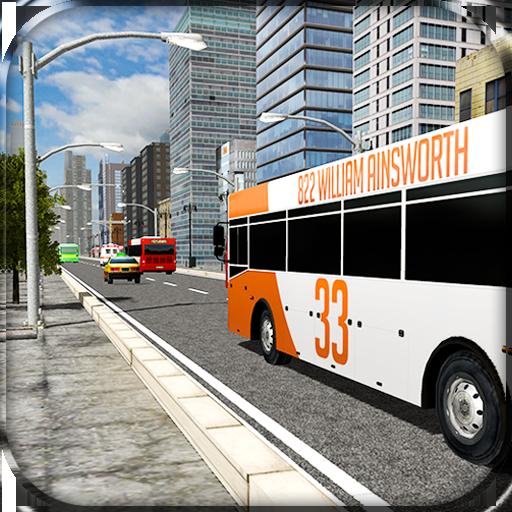 城市公交模擬器2015 模擬 App LOGO-APP試玩