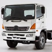 Jigsaw Puzzles Hino 500 Truck