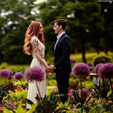 Wedding photographer Anna Kiseleva (Temperance). Photo of 04.10.2017