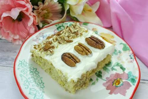 "Hummingbird Cake ""I just love this cake recipe. I make it for..."
