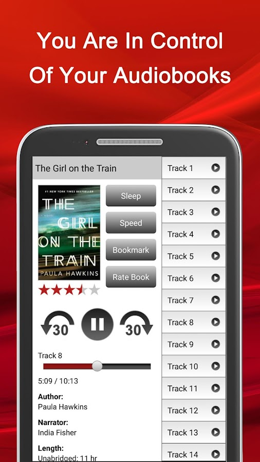 how to download audio books from google play