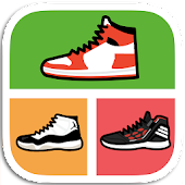 Guess: Sneakers Trivia Quiz