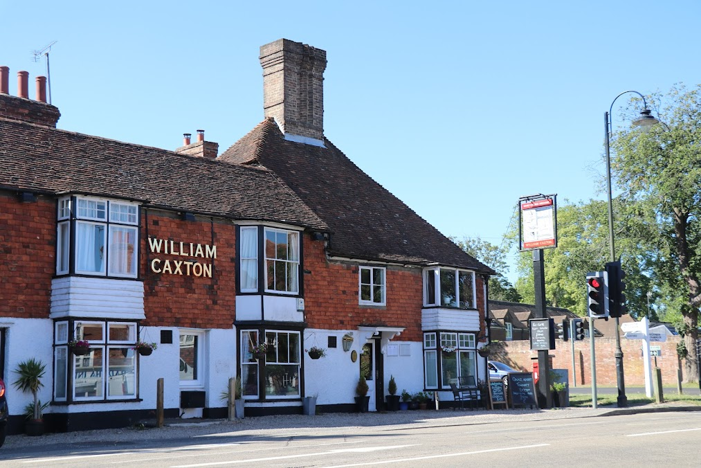 William Caxton Tenterden
