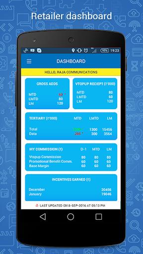 Idea Smart u2013 Sales App 4.7 screenshots 7