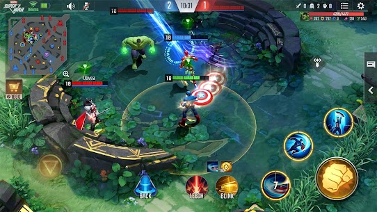 MARVEL Super War Apk Download For Android and Iphone 7