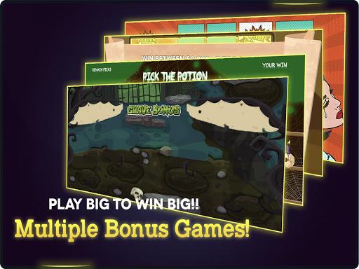 Billionaire Slots Machine: Free Spin Vegas Casino screenshot 12
