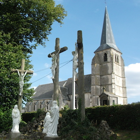 photo de église AMETTES