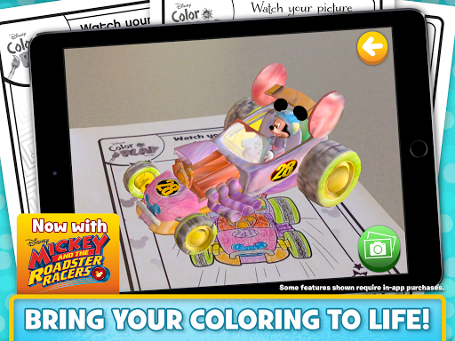 Disney Color and Play Εφαρμογές (apk) δωρεάν download για το Android/PC/Windows screenshot