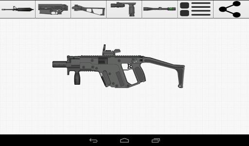 Weapon Builder Pro screenshot 19