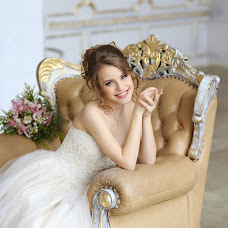 Wedding photographer Darya Efimova (edphoto). Photo of 11.04.2016