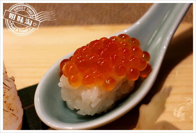 次郎本格日本料理握壽司3