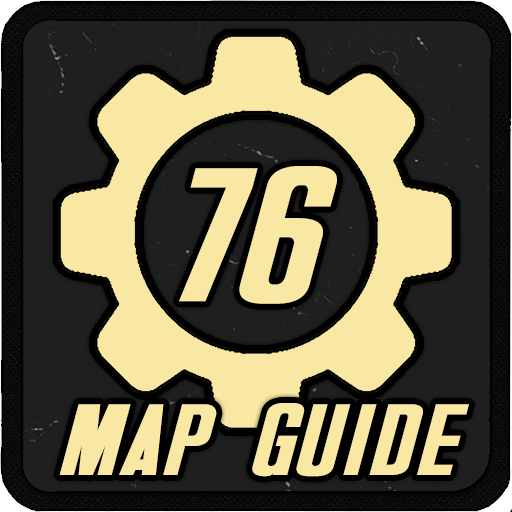 Map Guide for Fallout 76 Icon