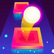Hop Ball Magic Tiles: Dancing Color Ball 3D