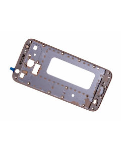 Galaxy J3 2017 Front Cover Frame Gold