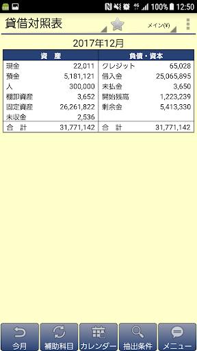 複式家計簿pro screenshot 3