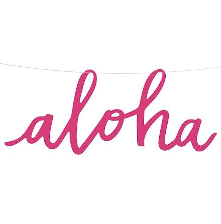 Banner - Aloha
